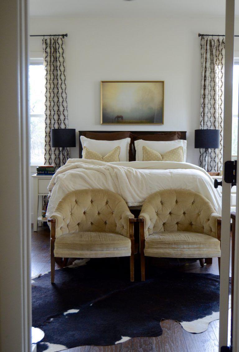 Shaylee Adrian Cowhide Rug Bedroom Bedroom Rug Bedroom Decor