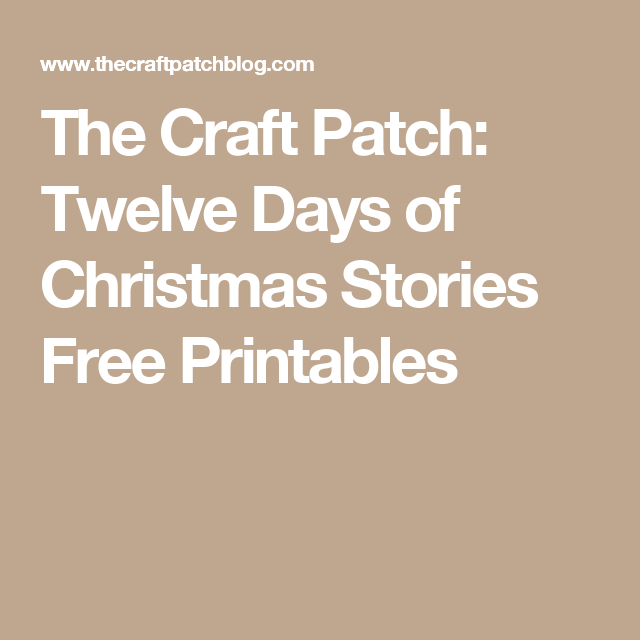 Twelve Days Of Christmas Stories And Treats Fence Installation Cost Vinyl Siding Cost How To