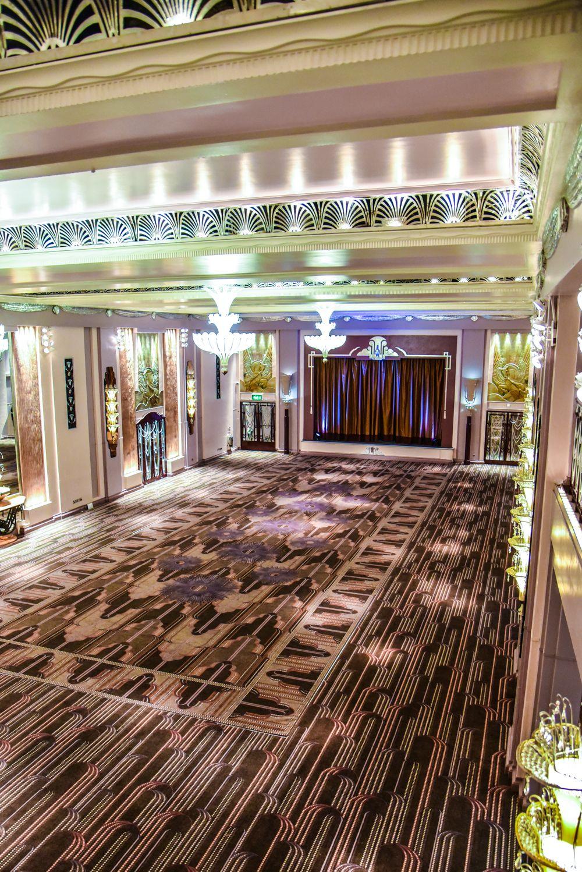 Sheraton Grand London Park Lane An Art Deco Hotel with
