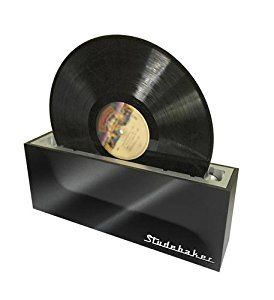 Studebaker Vinyl Record Cleaning System With Cleaning Solution And