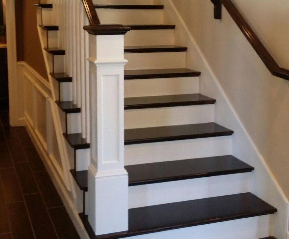 Best Home Slide 5 Jpg 970×805 With Images Stair Remodel 400 x 300
