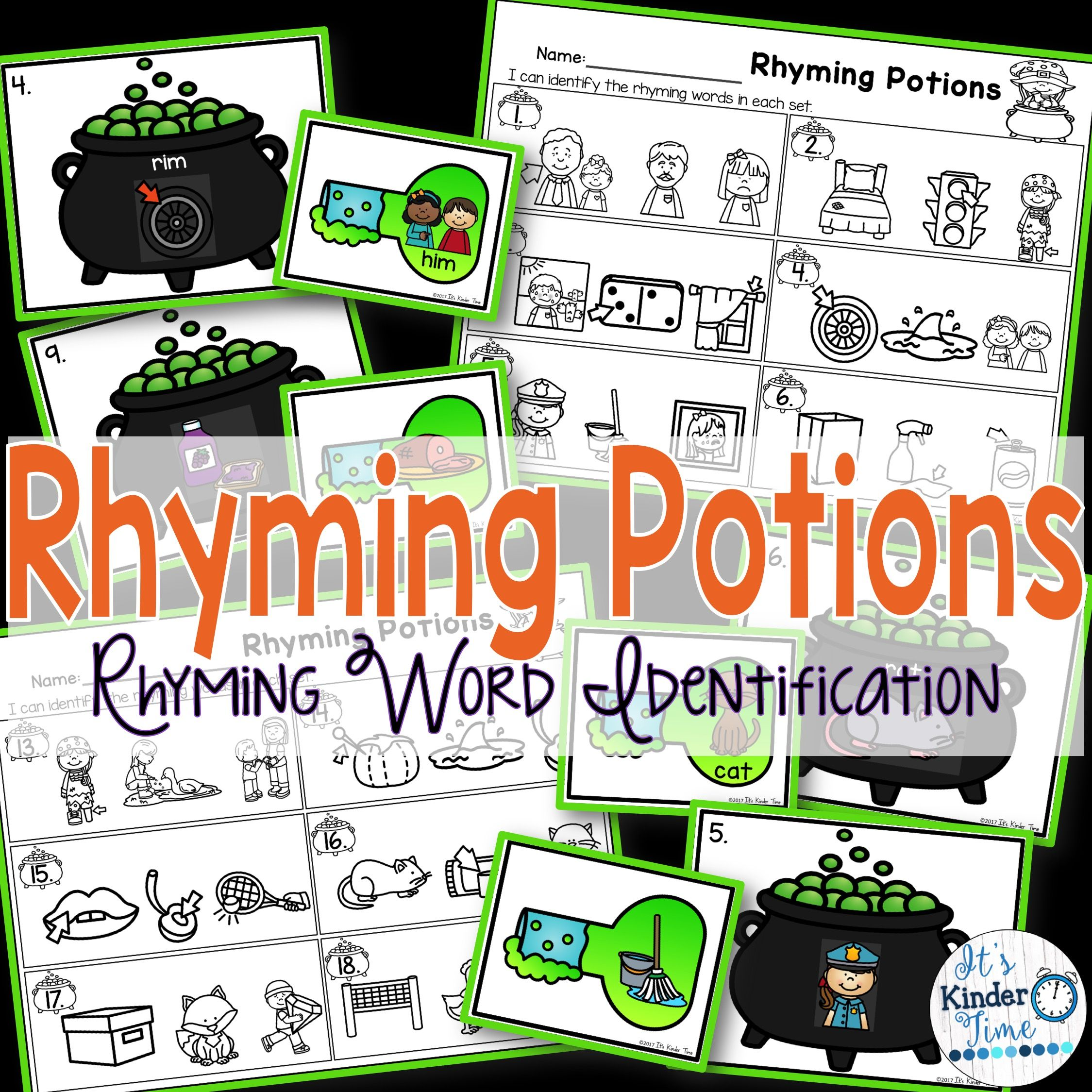 Rhyming Potions