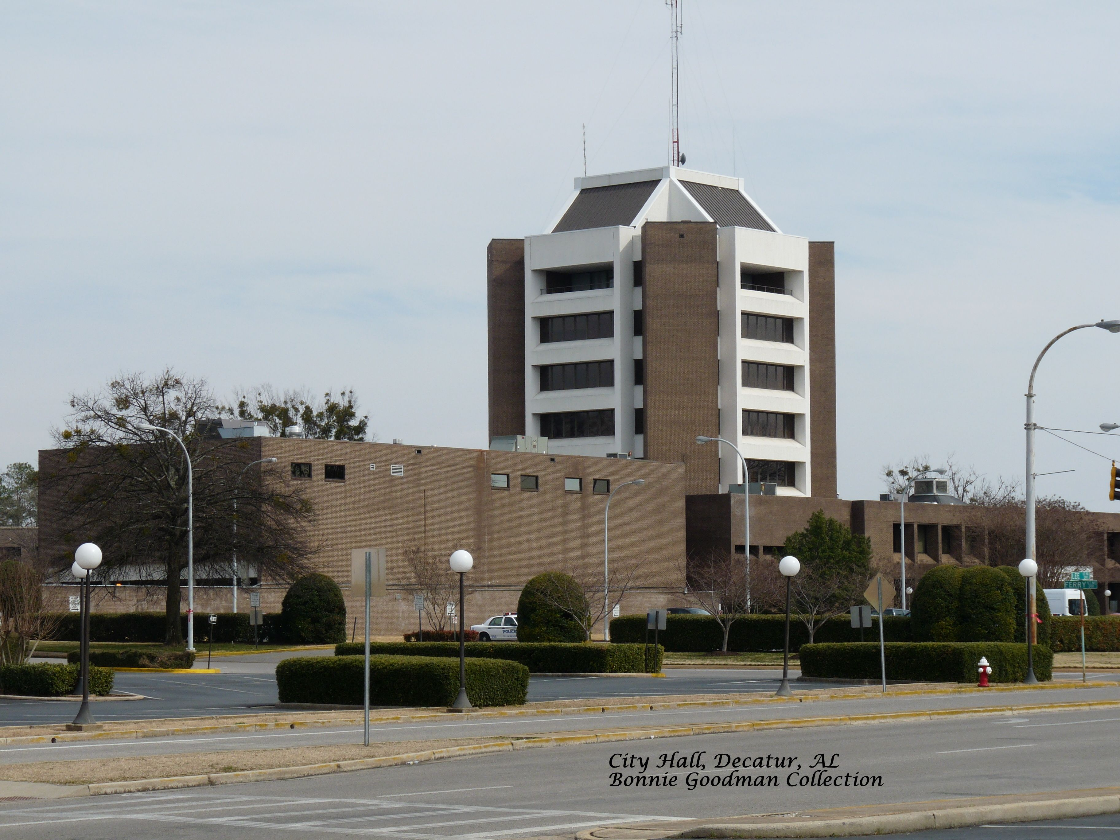Decatur city hall decatur al
