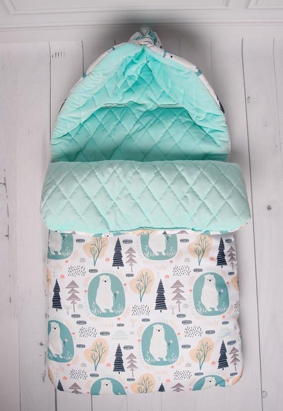 Waterproof Winter Stroller/pram Baby Sleeping Bag