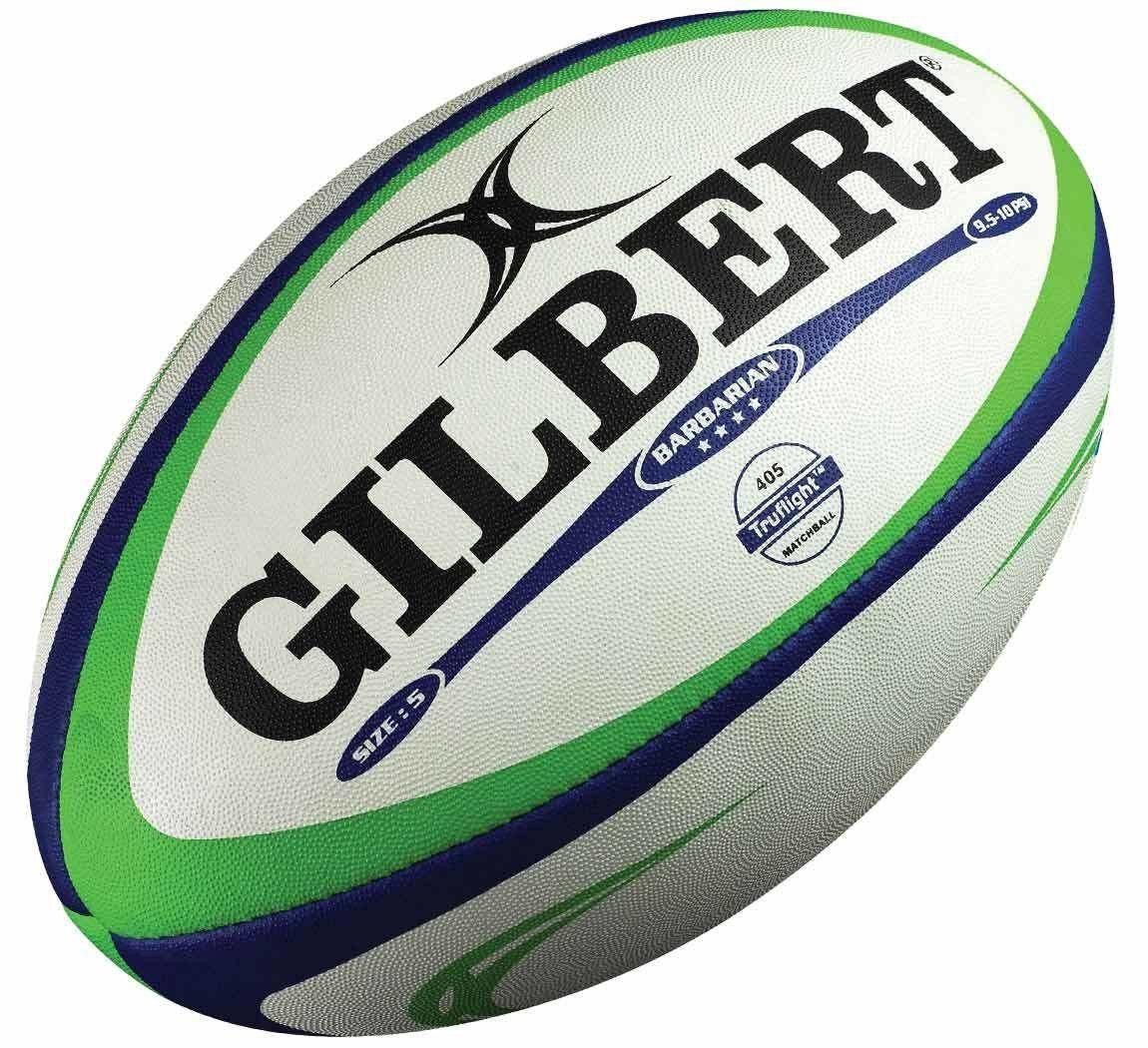 Gilbert Barbarian Match Ball Rugby Ball Rugby Balls Gilbert Rugby Ball