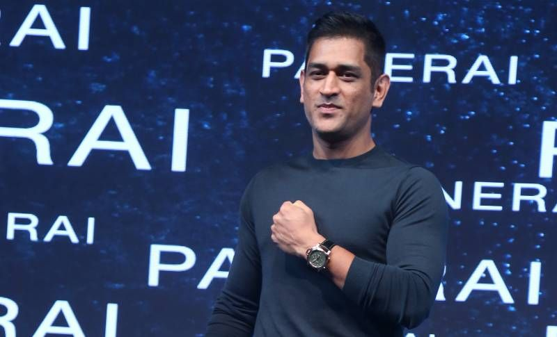 Panerai unveils Two Special Editions dedicated to MS Dhoni
