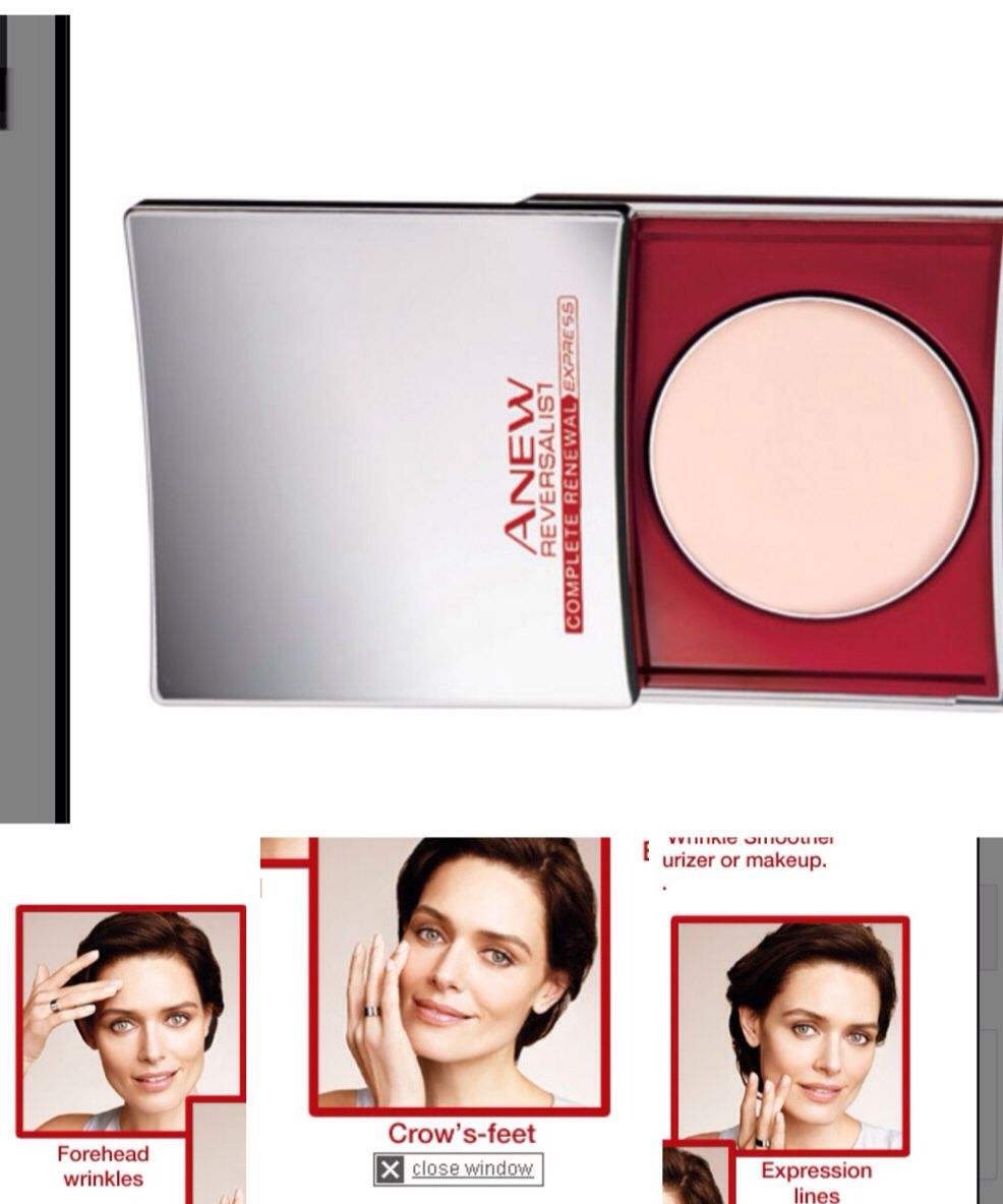 ANEW Reversalist Complete Renewal Express Wrinkle Smoother. Get to reduce and prevent wrinkles. Try it #avonanew #sweepstakes