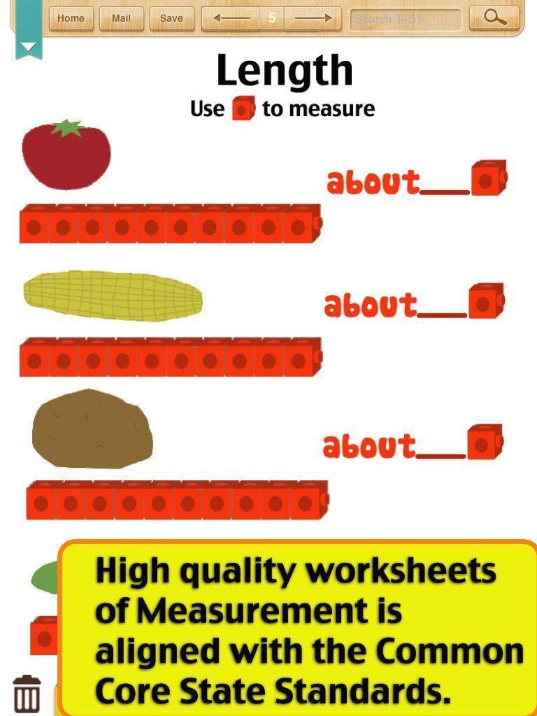Measuring Worksheets Grade 1 Kids Math Measurement Worksheets Grade 1