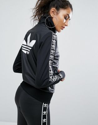 208ff605079 adidas Originals Berlin Tracksuit Top With Taped Sides | adidas ...