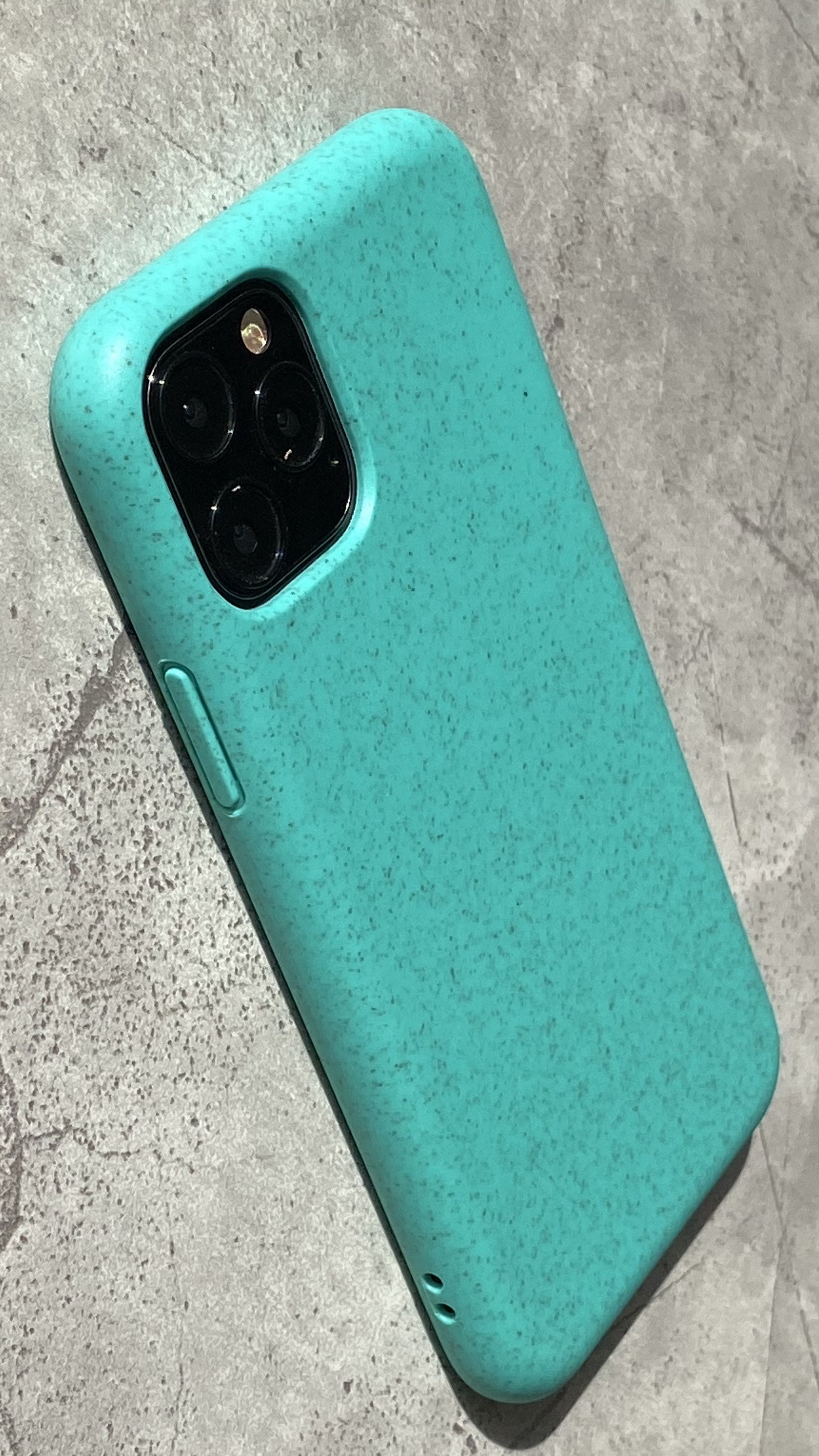 Conscious Case for iPhone in Seafoam 💚💚💚 fully Biodegradable case Shop cases for iPhone 11, iPhone 1