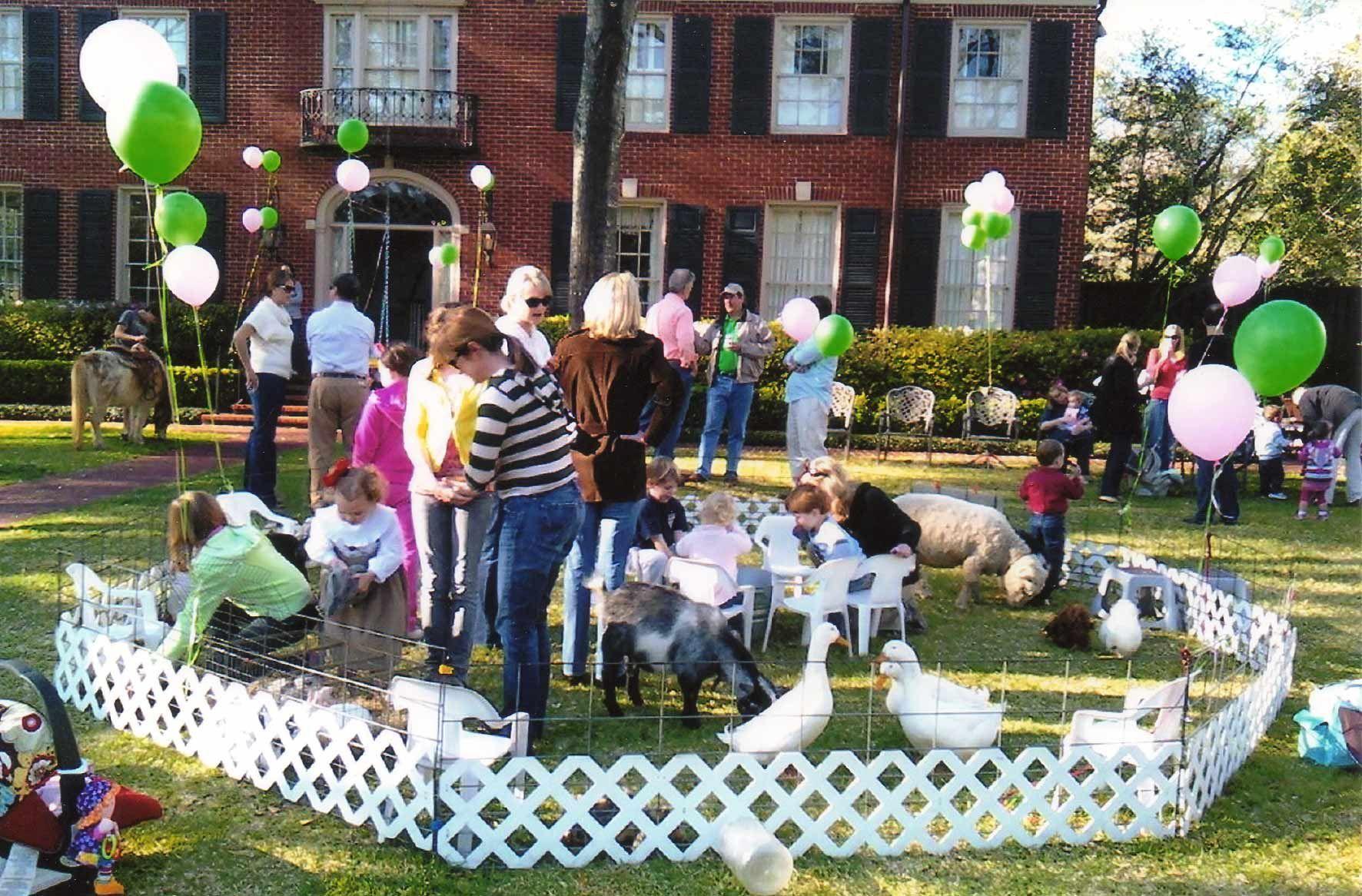 Pin On Farm Birthday Party