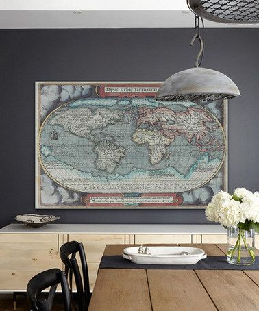Zulily vintage latin world map gallery wrapped canvas zulilyfinds vintage latin world map gallery wrapped canvas zulilyfinds gumiabroncs Image collections