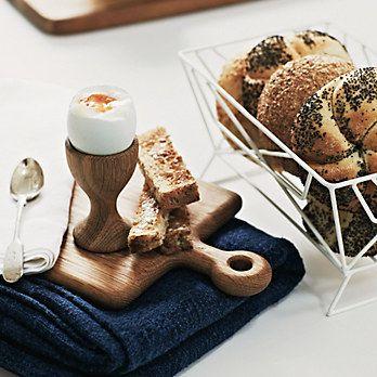 Wire Bread Basket | The White Company