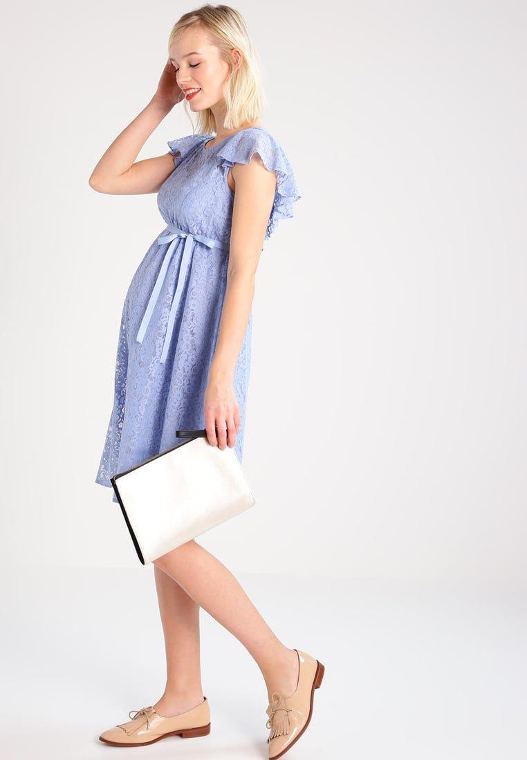 seleziona per genuino a poco prezzo colori delicati mint&berry mom Vestito estivo - forever blue - Zalando.it ...