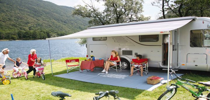 Fiamma Caravan Awning Tips For All Year Round Use Xtend Outdoors Motorhome Caravan Awnings Awning