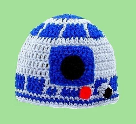 R2D2 knit