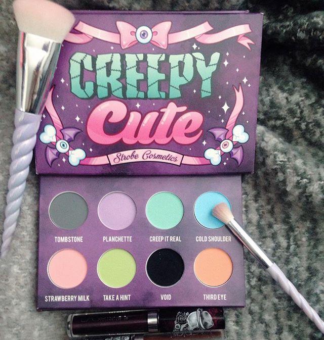 Strobe Cosmetics: Creepy Cute Palette