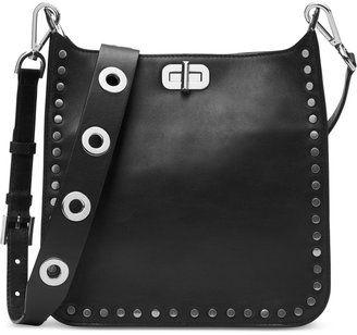 6774d360ada5 MICHAEL Michael Kors Sullivan Medium North South Messenger #handbags ...
