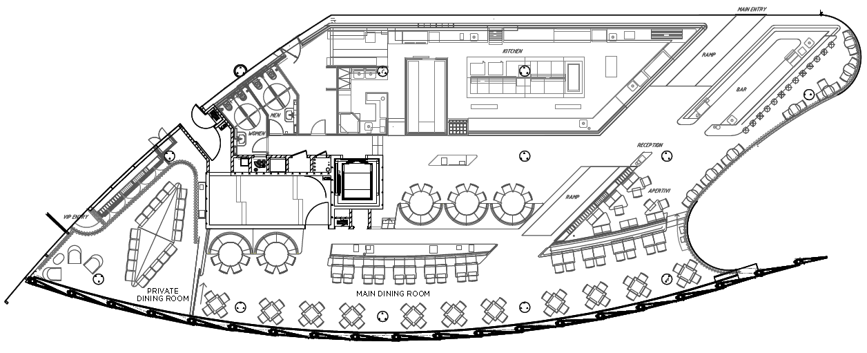 Restaurant Bar Floor Plan: Image Result For Fine Dining Restaurant Design Floor Plan