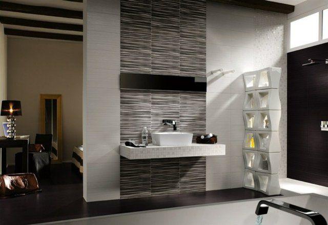 Carrelage salle de bains 30 idées inspirantes votre espace!