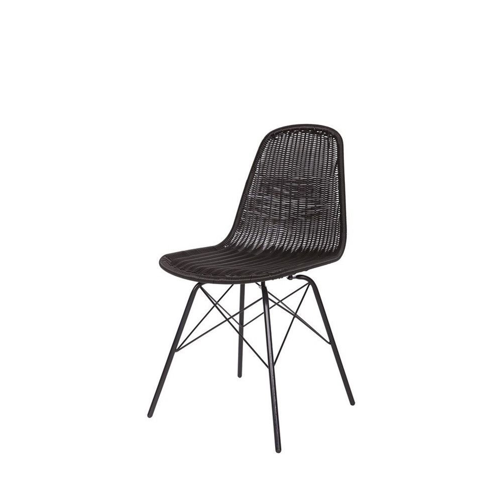 Clarice 2 Chaises Indoor Outdoor En Resine Tressee Chaise Rotin Chaise Tresse