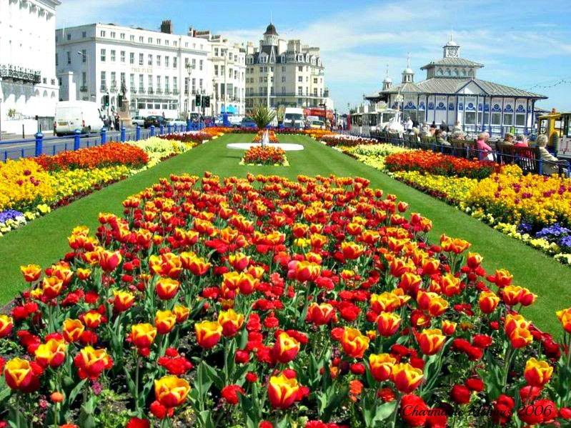 Carpet Gardens, Eastbourne Eastbourne, Formal gardens