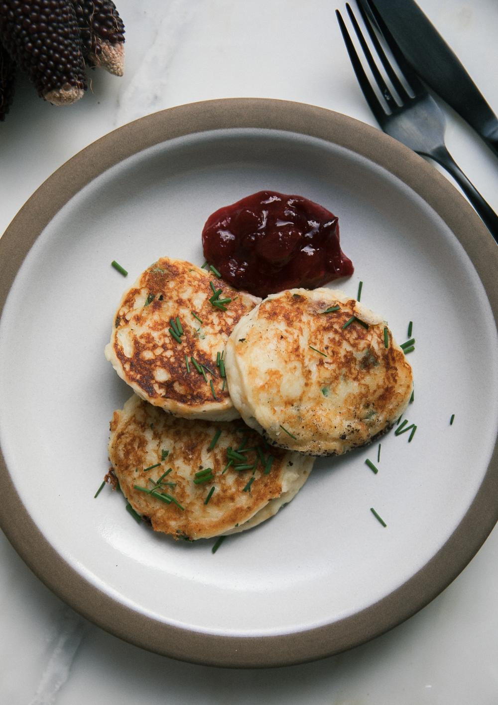 Leftovers Made Easy: Mashed Potato Pancakes | Fresh Tastes | PBS Food #potatopancakesfrommashedpotatoes Leftovers Made Easy: Mashed Potato Pancakes | Fresh Tastes | PBS Food #potatopancakesfrommashedpotatoes