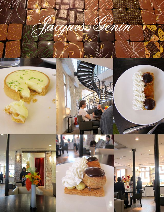 Chocolates and Pastries in Paris – Shades of Cinnamon