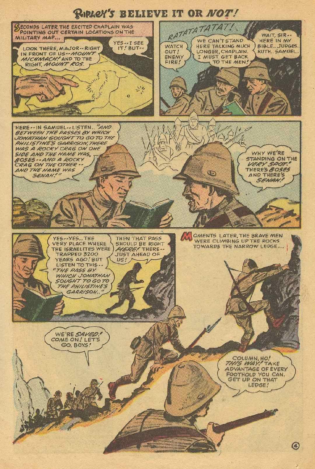 read comics online free ripleys believe it or not chapter 002