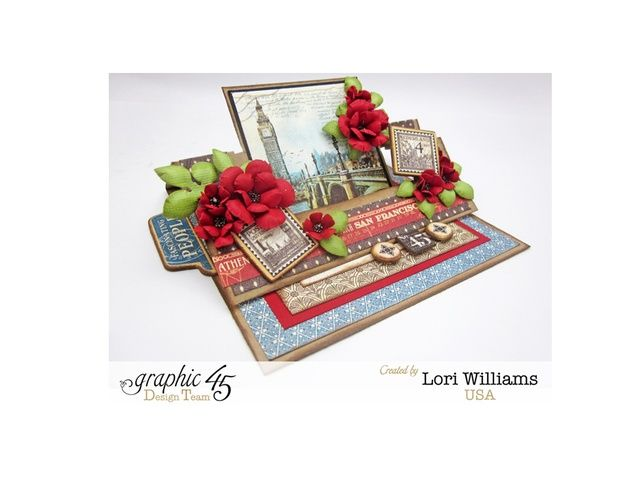 How to Create a Swing Easel Card
