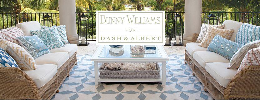 Bunny Williams Dash Albert Rug Company