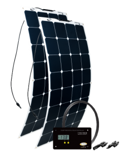 Carmanah Technologies Gp Flex 200 200 Watt Flexible Solar Charging Kit Rv Solar Panels Flexible Solar Panels Solar Kit