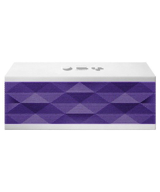 Jawbone Mini Jambox Bluetooth Speaker - Purple Snowflake |Jawbone Speaker Purple