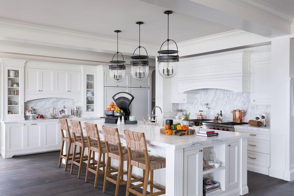16 Elegant Kitchen Island Designs Interiors, Elegant kitchens and