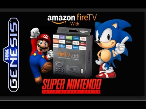 fire tv stick nes emulator