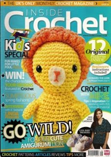 Inside Crochet Magazine - This is a paid service