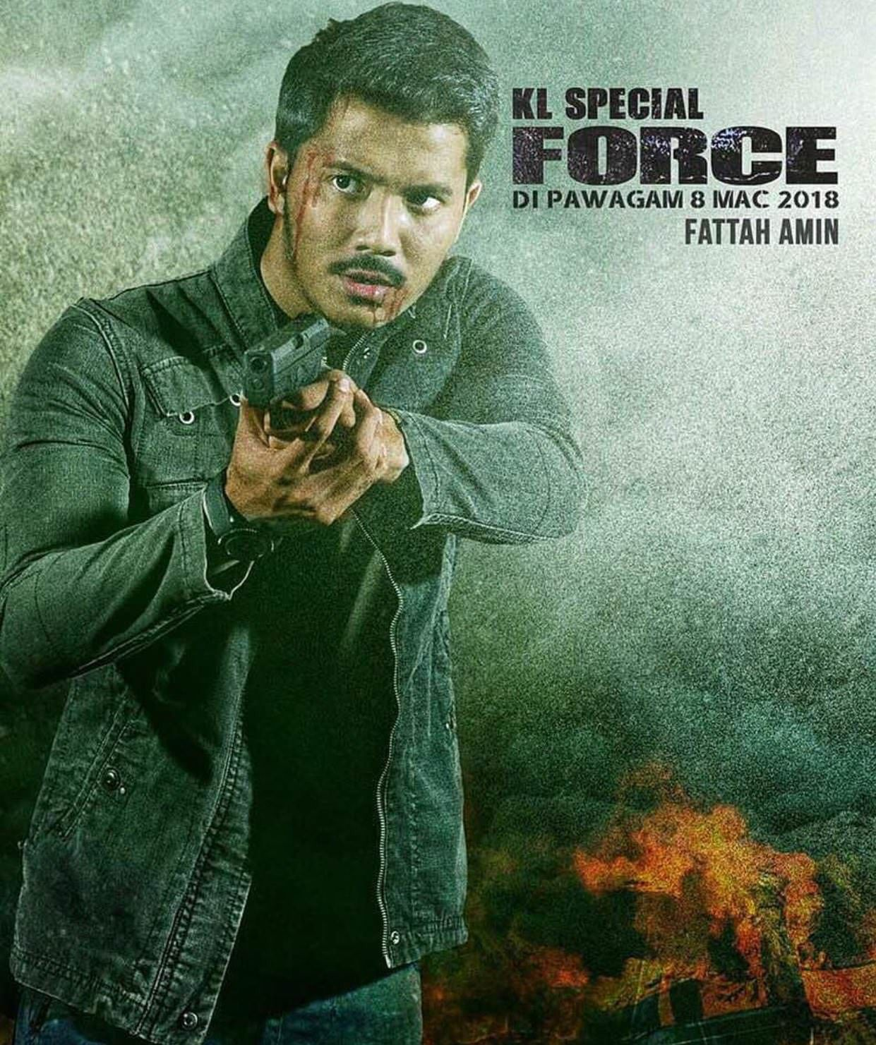 Kl Special Force Pencuri Movie Special Force Force Movie Special