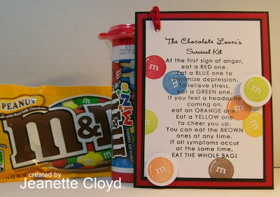 Cre8tive Play: It's Cheaper than Therapy: Yum! M & M's!!!