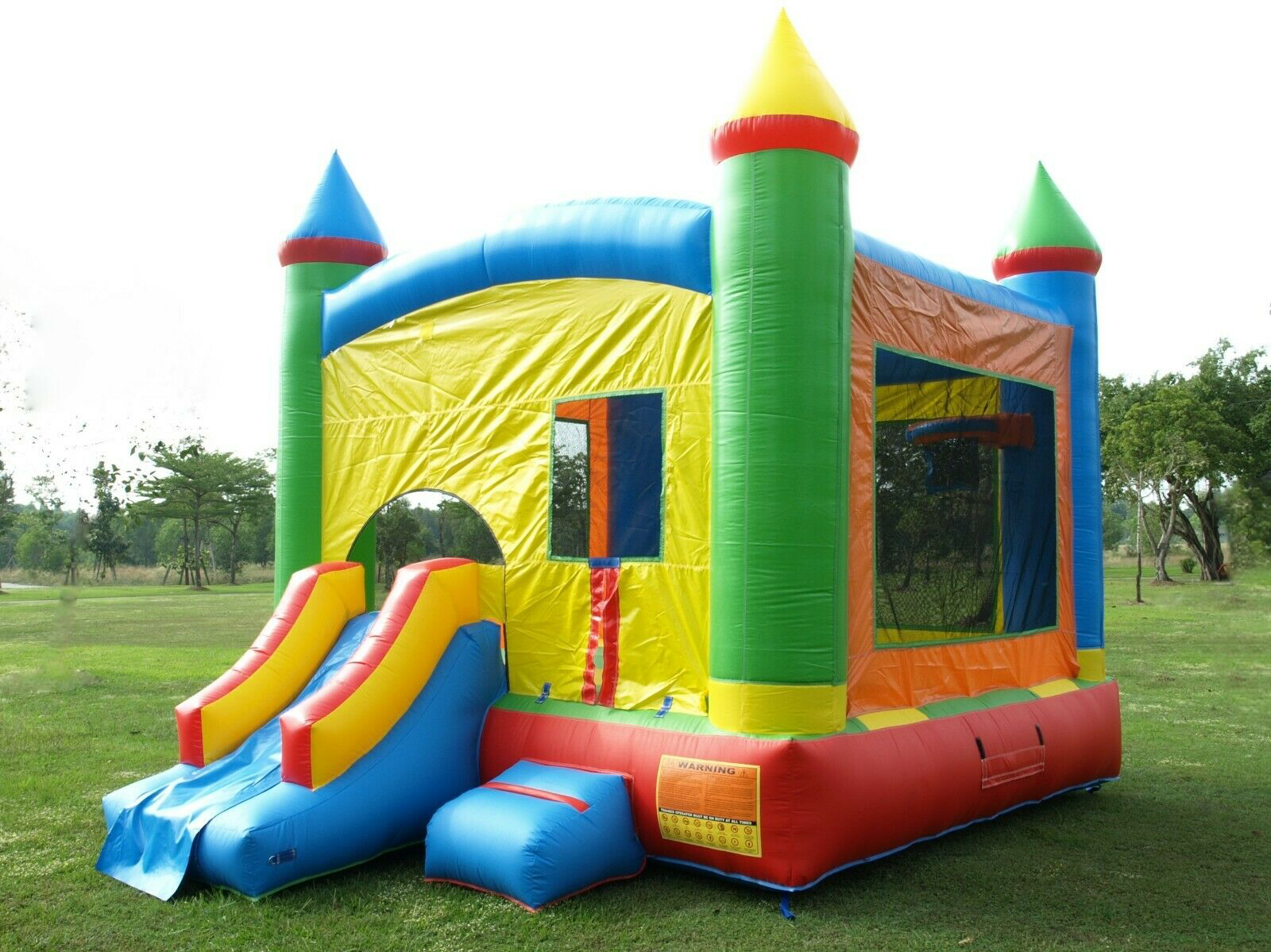 Pin On Bounce House Section