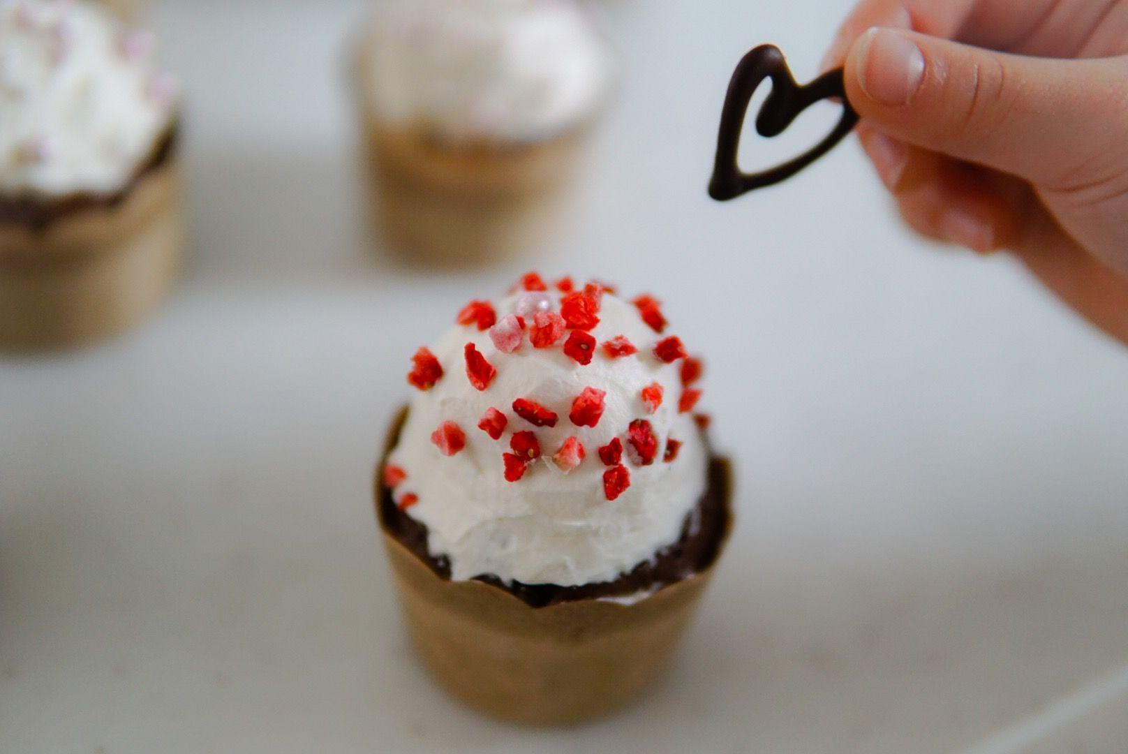 手作り かわいい バレンタイン