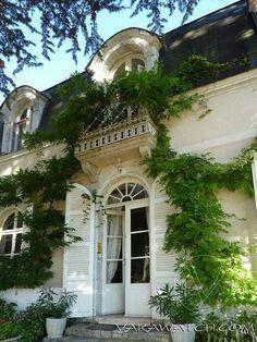 Love the beutiful french window