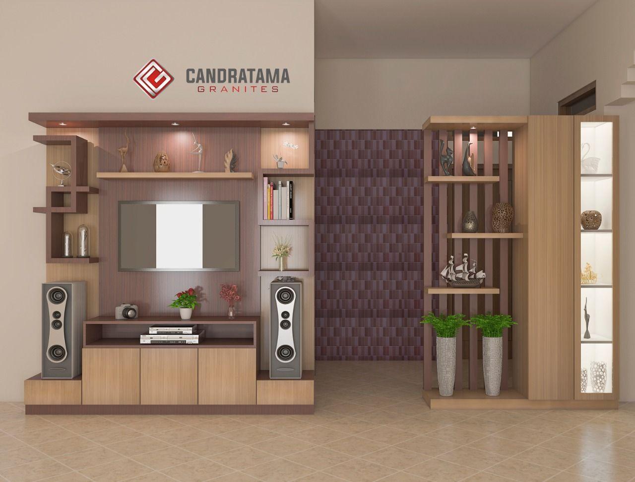 Pin oleh Candratama Granites di Desain Rak TV 08113371733 ...