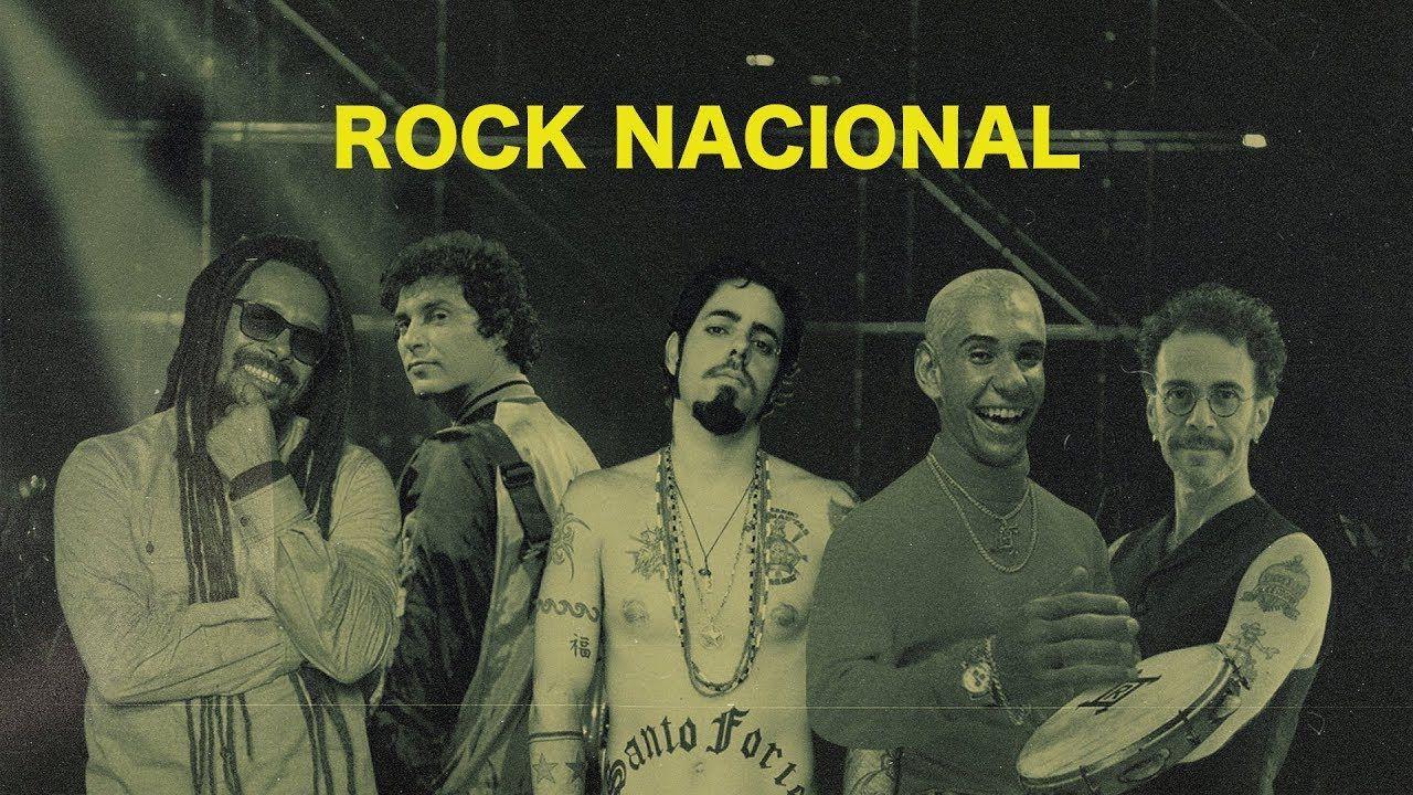 Playlist Rock Nacional Classicas Com Imagens Envelheco Na