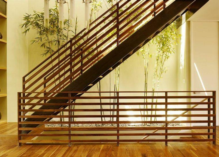 jardin intérieur pour petit espace et déco zen