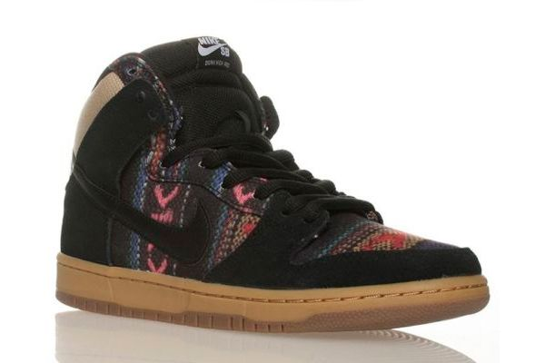 Nike SB Dunk High Hacky Sack Detailed Pictures