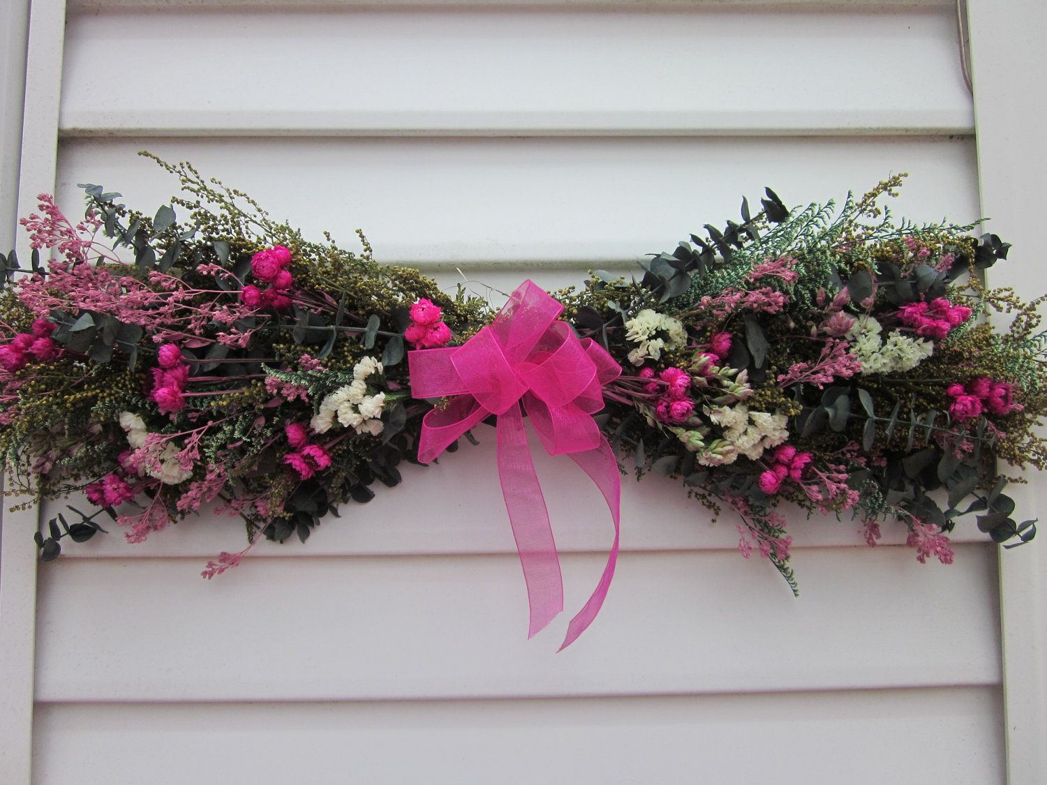Floral swag craft ideas pinterest swag floral and wreaths floral swag mightylinksfo Choice Image