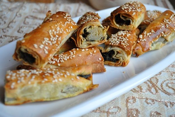 Pazili kol boregi turkish food yum yum pinterest turkish elde ama yufka denemeleri 1 pazl kol brei forumfinder Images