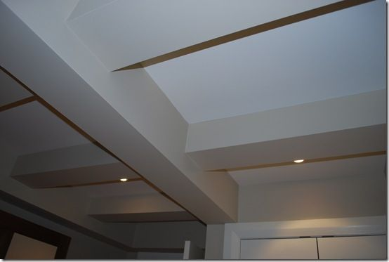 Hiding Duct Work With Style Duct Work Basement Remodeling Finishing Basement