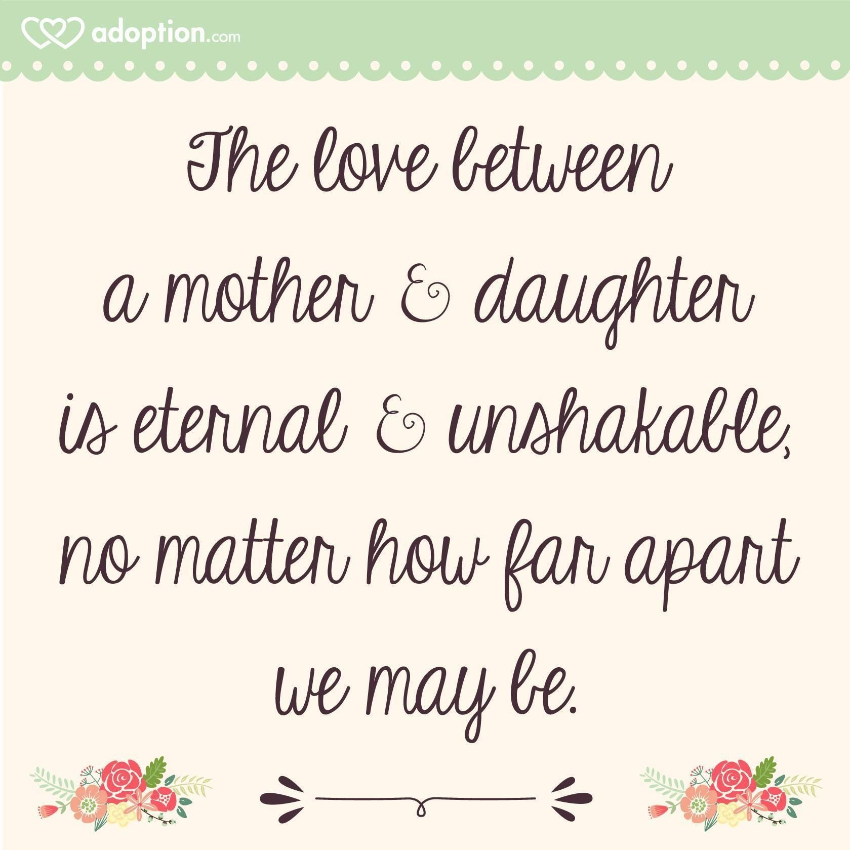 Love For Daughter Quotes Heaven May Have My Mum And My Daughter But My Love For Them Is As
