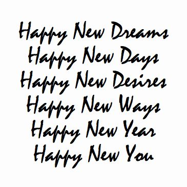 Happy New Dreams | All the things I LOVE. Things, words, pictures ...